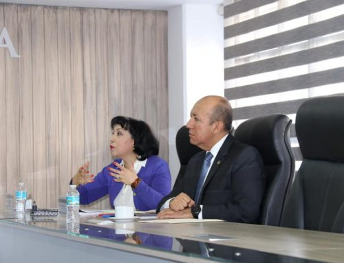 Reunión de Trabajo con investigadores del CIDE y el SESNA
