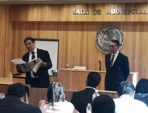 Diplomado en Justicia Administrativa: Derecho Administrativo Sancionador Sustantivo, Procesal, Ejecución y Amparo
