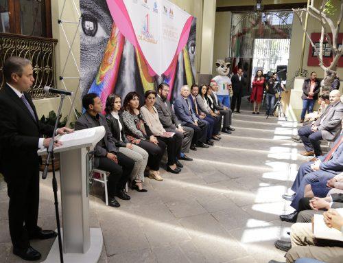 Premiación del Primer Concurso Nacional de Acuarela