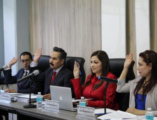 Pronunciamiento sobre el Acuerdo por el cual se emitió el formato de   Declaración de Situación Patrimonial y de Intereses