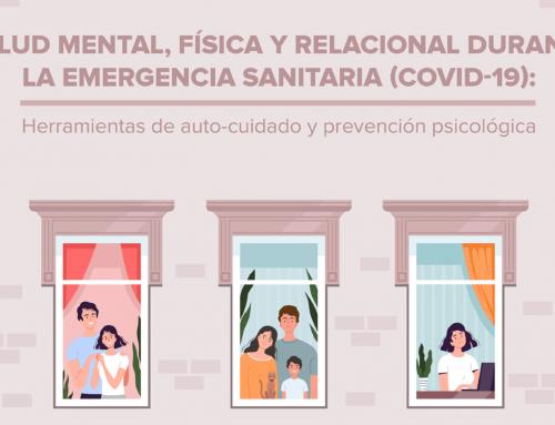 Salud mental, física y relacional durante la emergencia sanitaria COVID-19