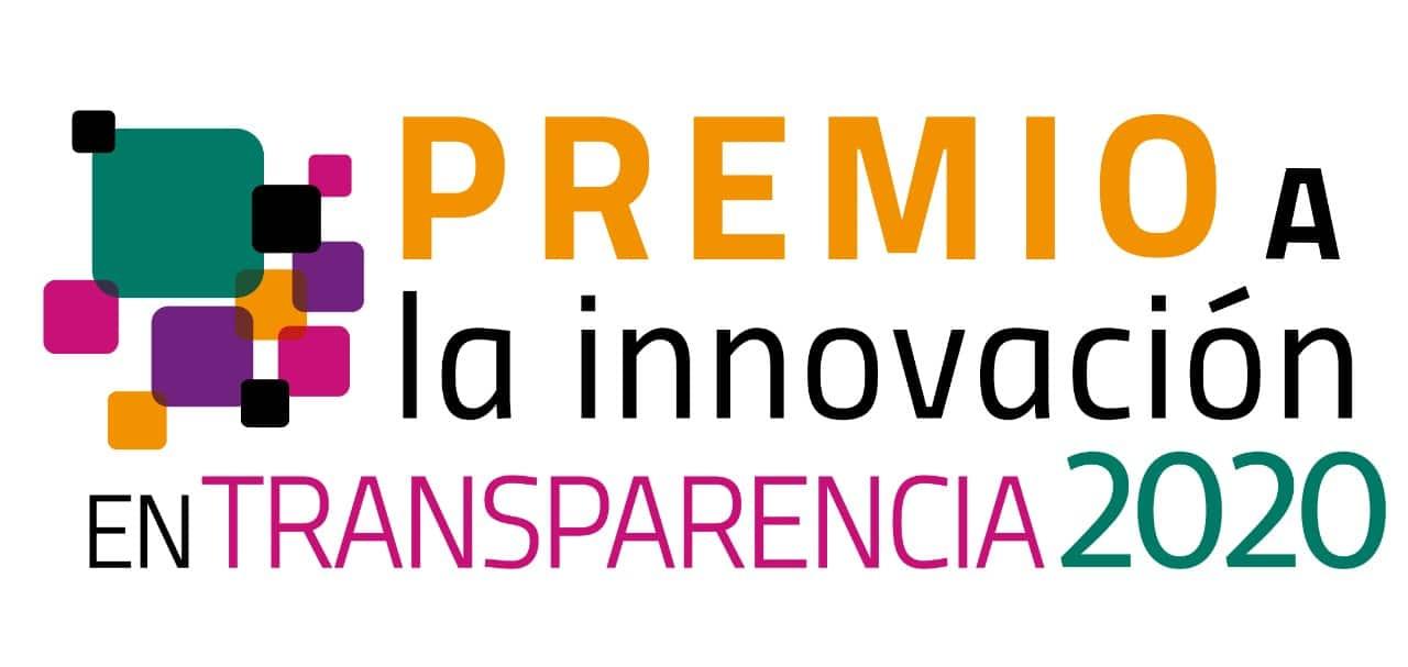 Ganamos Mención Honorífica en el Premio a la Innovación en Transparencia 2020