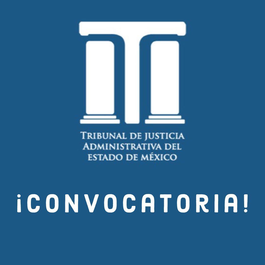 Convocatoria para obtener la plaza de Directora/or del Instituto de Justicia Administrativa