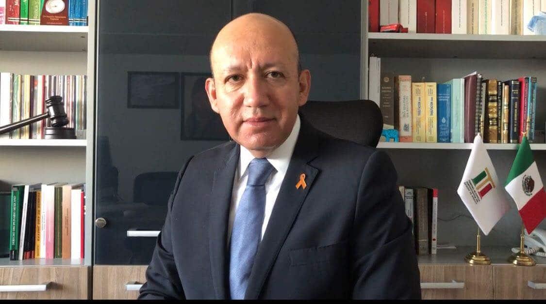 Magistrado Luis Octavio Martínez recibe matrícula de honor por la Universidad de Salamanca